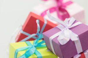 מתנה לאורחים